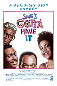 Poster For 'She's Gotta Have It'